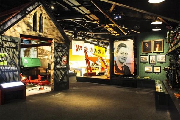 JCB museo
