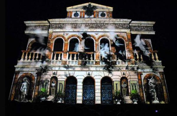 Lux Greco Teatro de Rojas