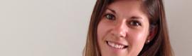 María Santafé, nueva coordinadora de Marketing de Axis en Iberia