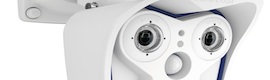 MOBOTIX presents the new platform of camera M15's five megapixel