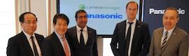 Panasonic Europe crea una empresa de servicios de videovigilancia en 'la nube' para pymes