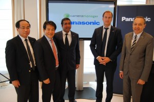 Panasonic adquiere Camera Manager