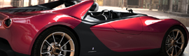 Pininfarina Sergio performs virtual 3D design of your car with Dassault 3D