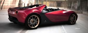 Pininfarina Sergio Catia 3Dexperience