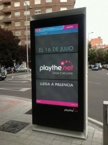 Playthenet ayuntamiento Palencia