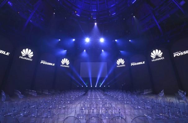 Presentacion Huawei Ascend P6 en Londres