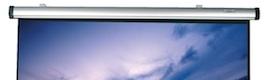 Earpro ofrece a los profesionales una guía de ayuda para elegir la pantalla de proyección idónea