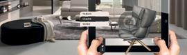 La tecnología de realidad aumentada se consolida en los proyectos empresariales de marketing digital