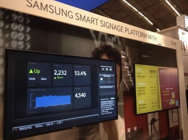 Samsung Smart Signage Platform