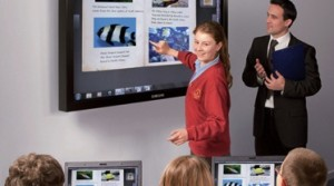 Samsung aulas digitales