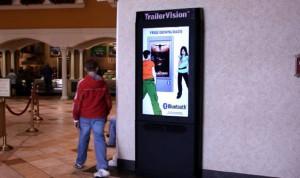 Señalización digital en el Santikos Theatres