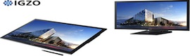 Sharp PN-K322B: 4K resolution in LCD Led 32 inch touchscreen