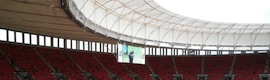 Siemens installs its security and automation solutions in the stadium Mane Garrincha in Brasilia