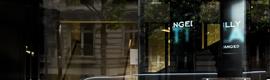 Los players de BrightSign son la opción de Vertu para sus tiendas de lujo
