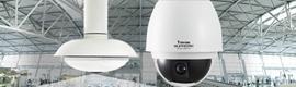 Vivotek ofrece videovigilancia panorámica PTZ de 360º