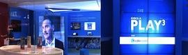 YCD Multimedia crea un ecosistema digital en la tienda insignia de Telecom Italia en el aeropuerto de Roma