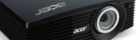 Acer is betting on the market for professional projection P1 and P5 families