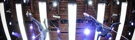 Ибица отель Ушуайя выбирает Адамсон E15 системы для звуковых событий
