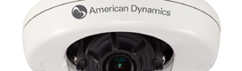 American Dynamycs launches a compact mini camera dome with IP technology