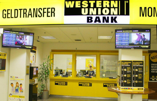 Western union utiliza los reproductores brightsign xd1230 for Oficinas western union barcelona