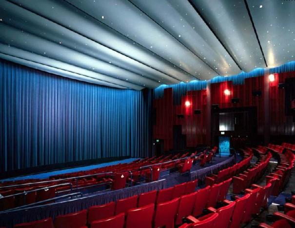 Christie instala proyector 4K en Cinerama