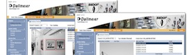 Dallmeier DVS 2500: application to the analysis and recording of up to 24 channels based on IP