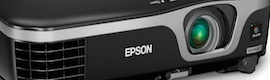 Multimedia projectors Epson EX series for SMEs