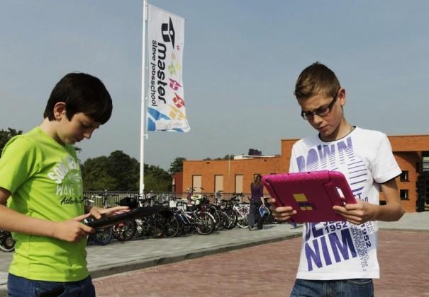 Escuelas Steve Jobs Holanda