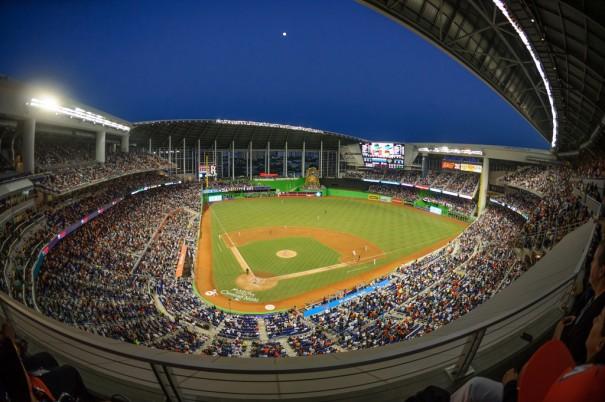 Estadio Marlins Miami