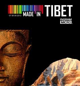 Ingram Micro Made in Tibet