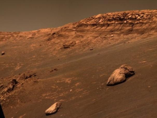 Marte virtual Nasa