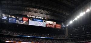 Mitsubishi Reliant stadium