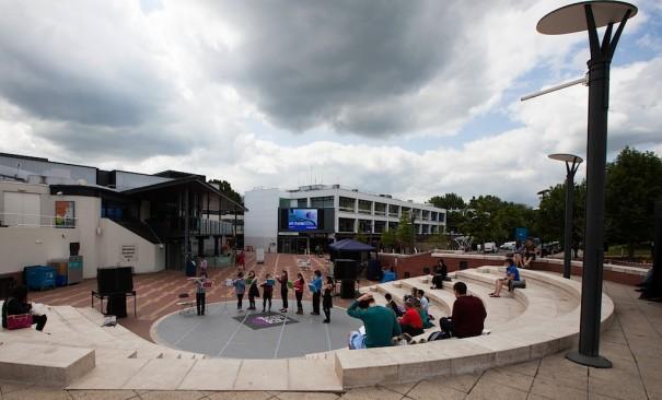 NEC Display universidad de Warwick