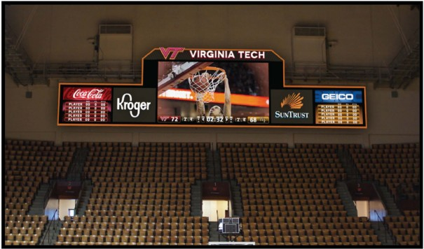 Panasonic con Virginia Tech