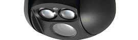 Samsung Techwin SNP-6200RH: domo full HD con zoom 20x y enfoque con Led infrarrojo