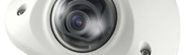 Samsung Techwin SNV-6012M, cámara antivandálica idónea para medios de transporte