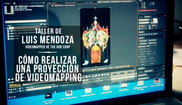 Cómo realizar una proyección de videomapping