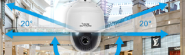 Vivotek SD8363E, cámara domo de visión global para aplicaciones de vigilancia muy exigentes