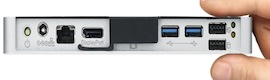 Advantech DS-060: Ultrathin player for digital signage with Intel Core i7