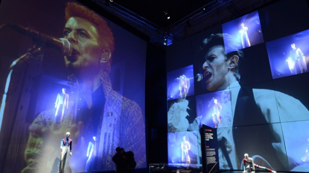 Art Gallery de Ontario David Bowie