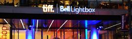 Christie lleva la tecnología de proyección 4K al Festival Internacional de Cine de Toronto