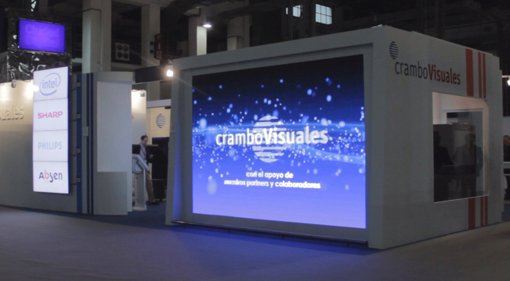 Crambo Offers The Most Innovative Digital Signage In Its Digital City