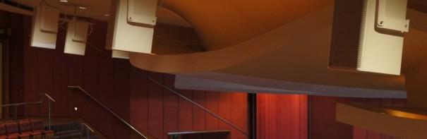 db audiotechnik teatro Esplanade