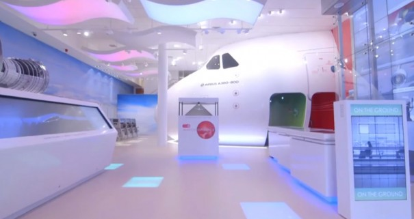 Engage en Emirates Aviation Experiencia