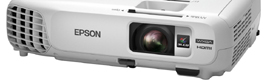 Epson renews its range of projectors 3LCD input for SMEs and schools