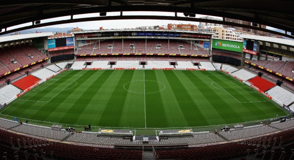 Estadio del Athletic Club de Bilbao de San Mamés