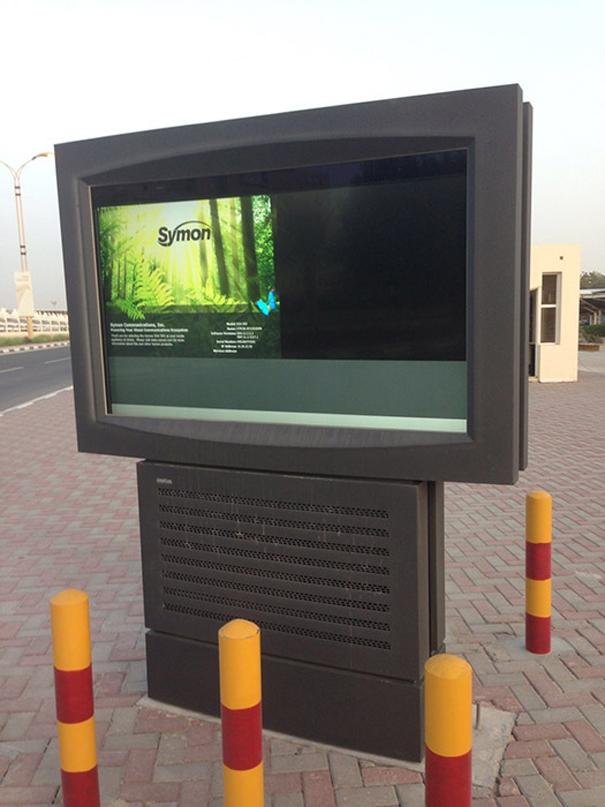 Infinitus Imotion 65 en Universidad Qatar