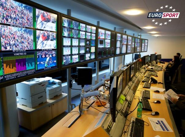 Interoute instala VaaS en sedes EuroSport