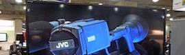 JVC Professional mostrará en IBC 2013 un prototipo de monitor 4K de 84 pulgadas