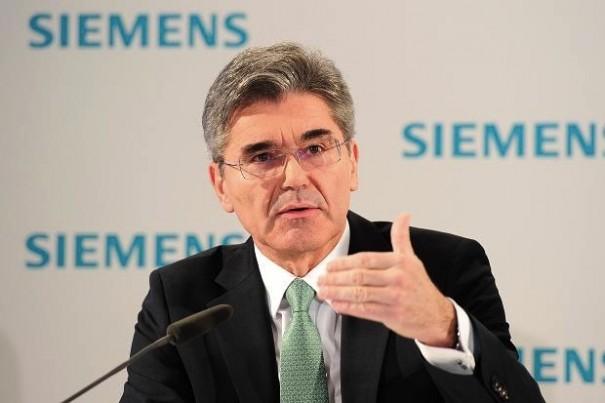 Joe Kaeser Siemens AG